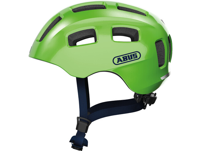 ABUS Youn-I 2.0 Helmet Youth sparkling green